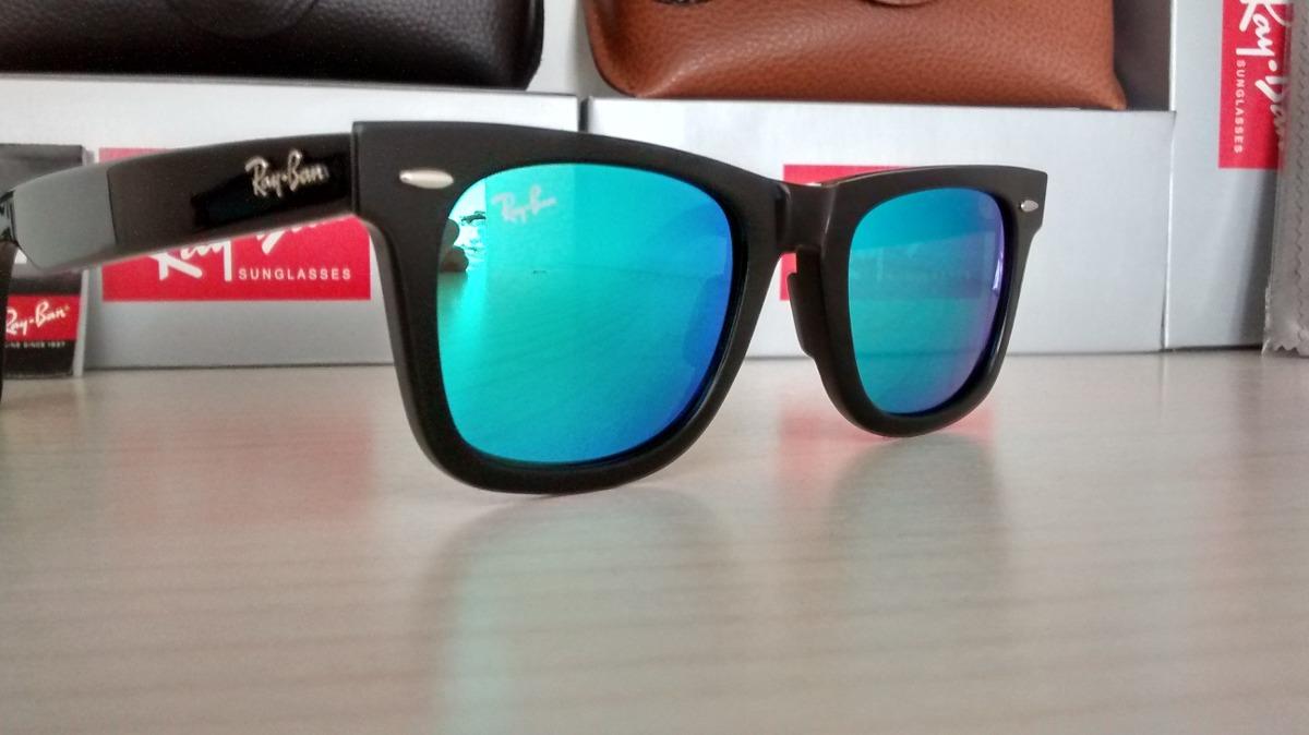 anteojos de sol ray ban espejados