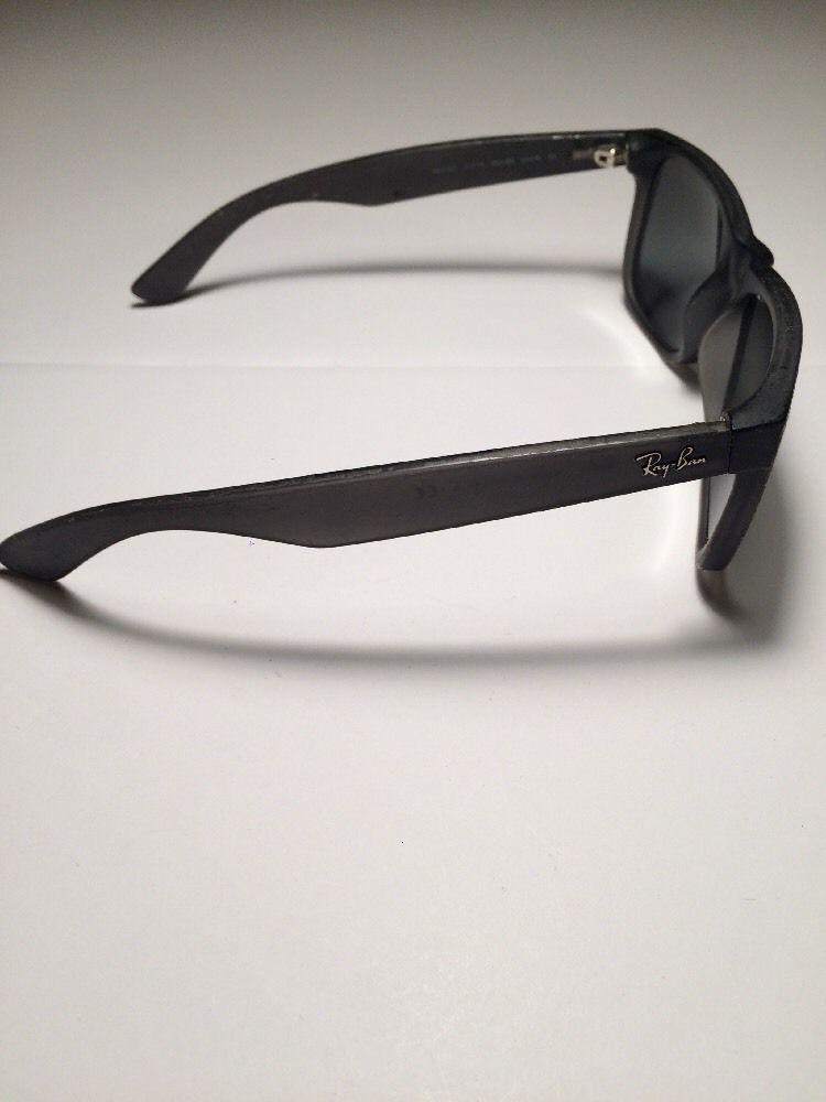 lentes sol ray ban rb4165 justin 852 88 gris degradé espejo. Cargando zoom. 457bfabc9a
