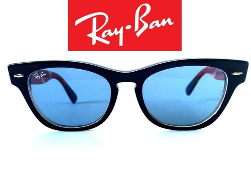 lentes sol ray ban wayfarer laramie special edition new
