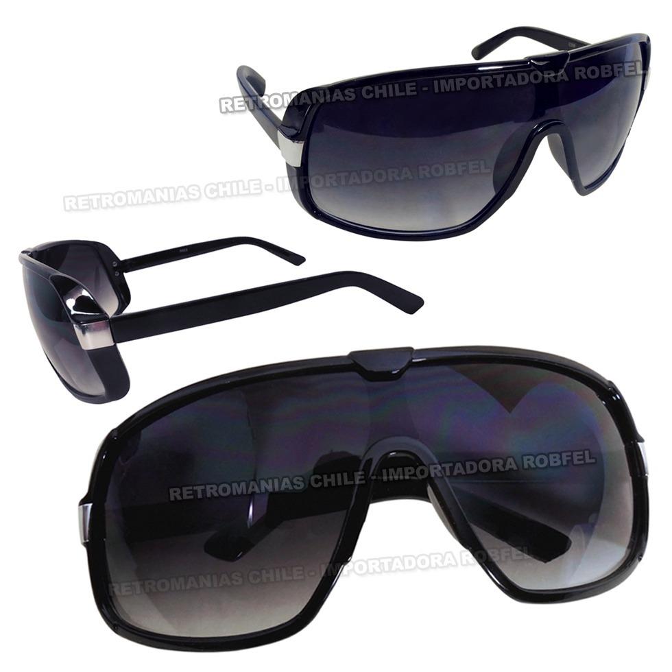 1c42f15c30 Lentes Sol Retro Grandes / Terminator Aviador Piloto Gaga #1 ...