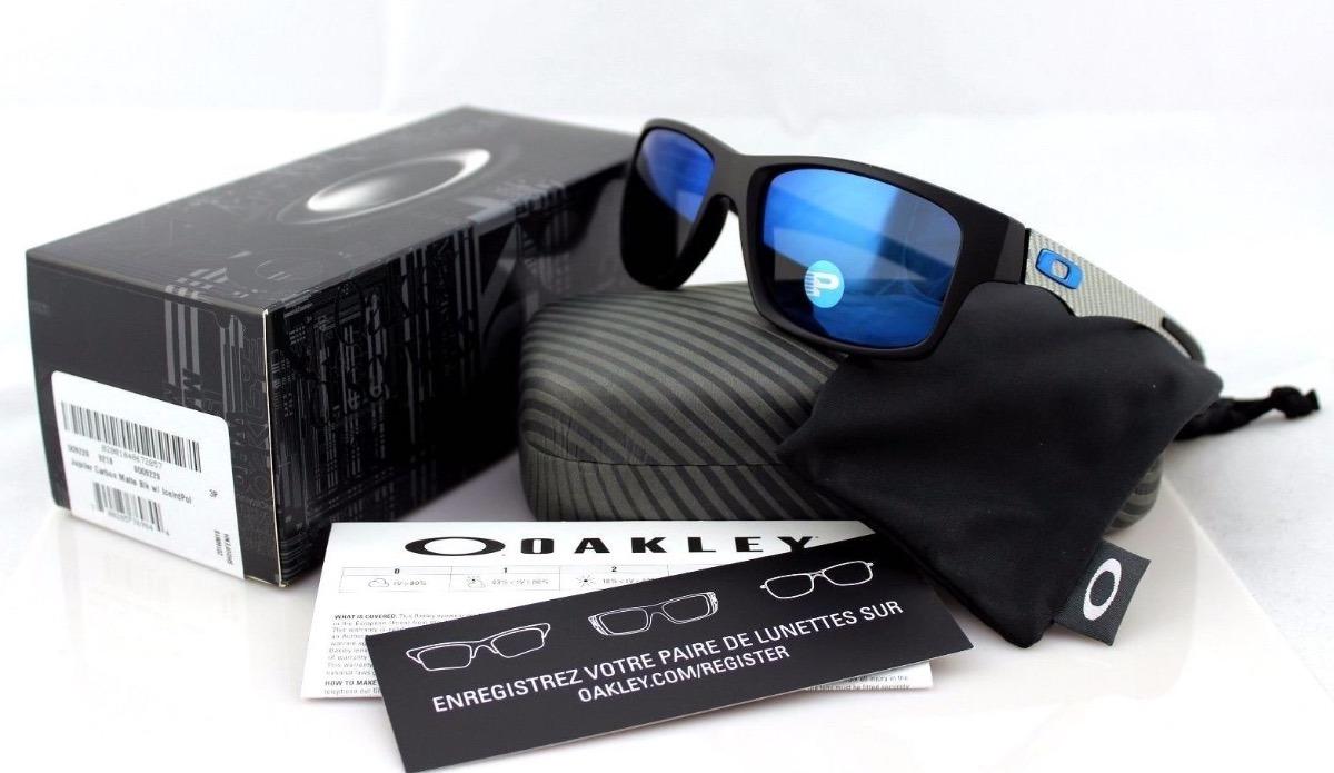 0d940a5606 lentes solares oakley jupiter carbon ice iridium polarizados. Cargando zoom.