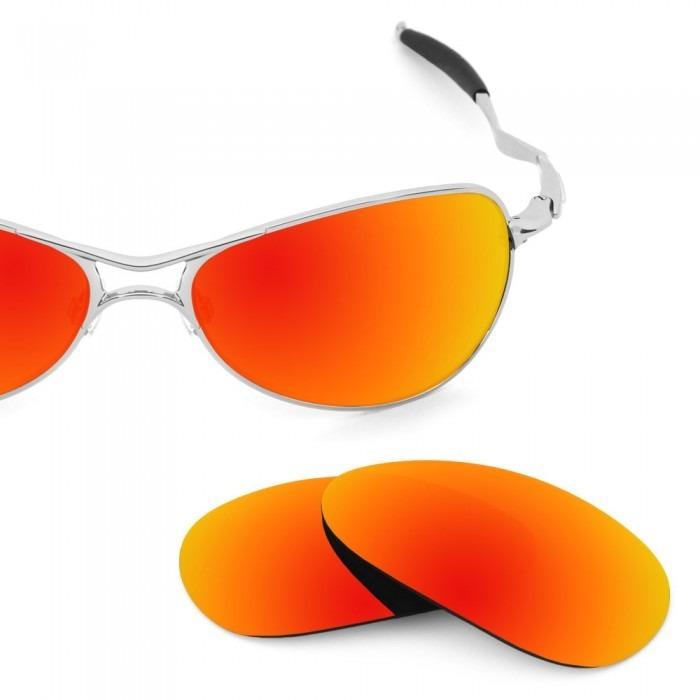 Lentes Solares P  Oakley Crosshair S 05-979 Envio Grátis - R  124,99 ... b8aa2bf221