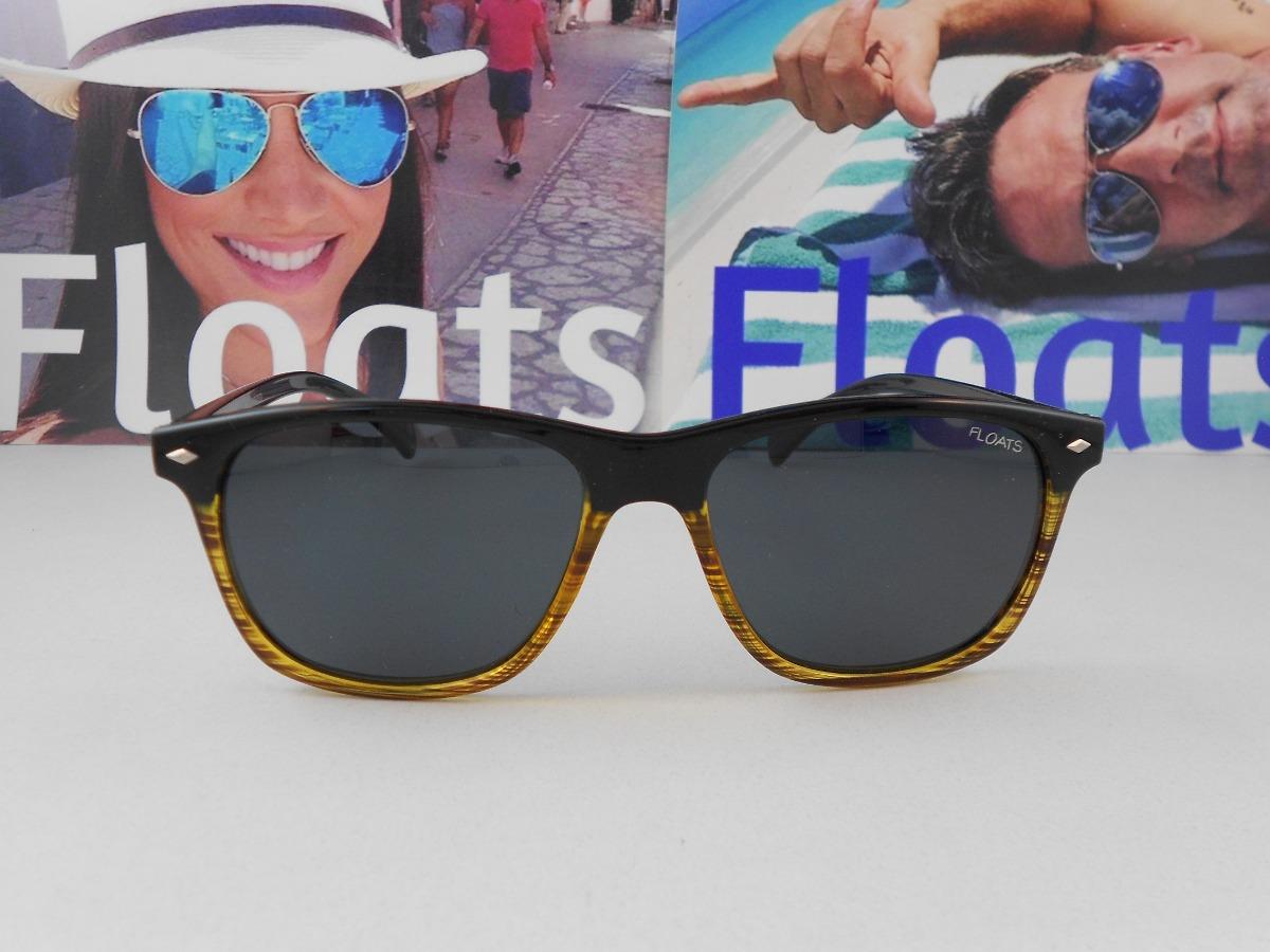 Lentes Solares Polarizados Floats F4150 658512f9a8f6