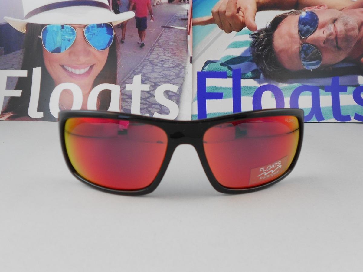 Lentes Solares Polarizados Floats F4181 Negro -   499.00 en Mercado ... 52bdaaca9911