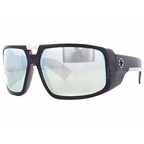 Lentes Spy Touring Smu Galaxy Chrome - Happy Gray Green W/si
