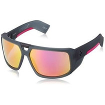 Lentes Spy Touring Ag Cosmic Sunrise - Grey W/ Pink Spectra