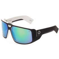 Lentes Spy Touring Whitewall - Grey W/green Spectra Sun