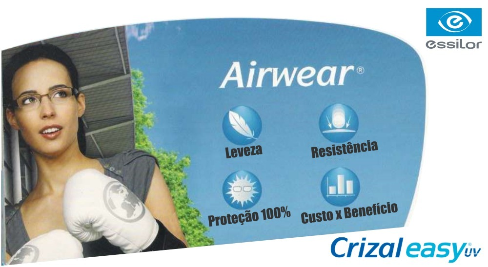 63644f93a Lentes Stylis 1.74 Até -15.00 Crizal Forte - R$ 1.520,00 em Mercado ...