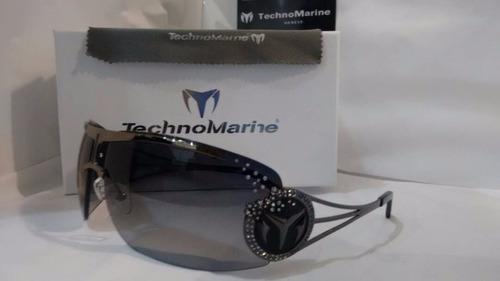 lentes technomarine logos splash nuevos! precio publicado!