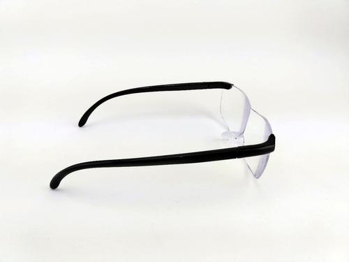 lentes tipo big vision de aumento 160% lupa - envío gratis