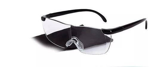 lentes tipo big vision lupa aumento 160% envio gratis una pz