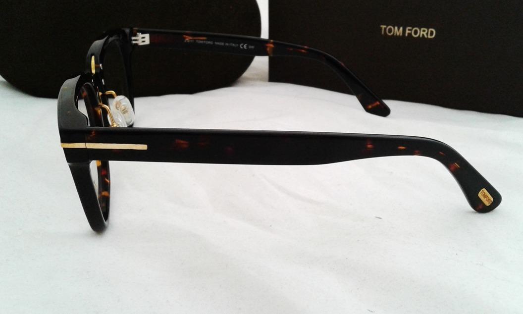 940784ce60 Lentes Tom Ford Oftalmicos Armazon Carey Dorado 5222 - $ 1,999.00 en ...