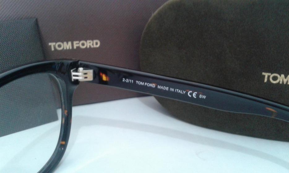 17654d5706 Lentes Tom Ford Oftalmicos Armazon Carey Tf 5222 Carey - $ 1,997.00 ...