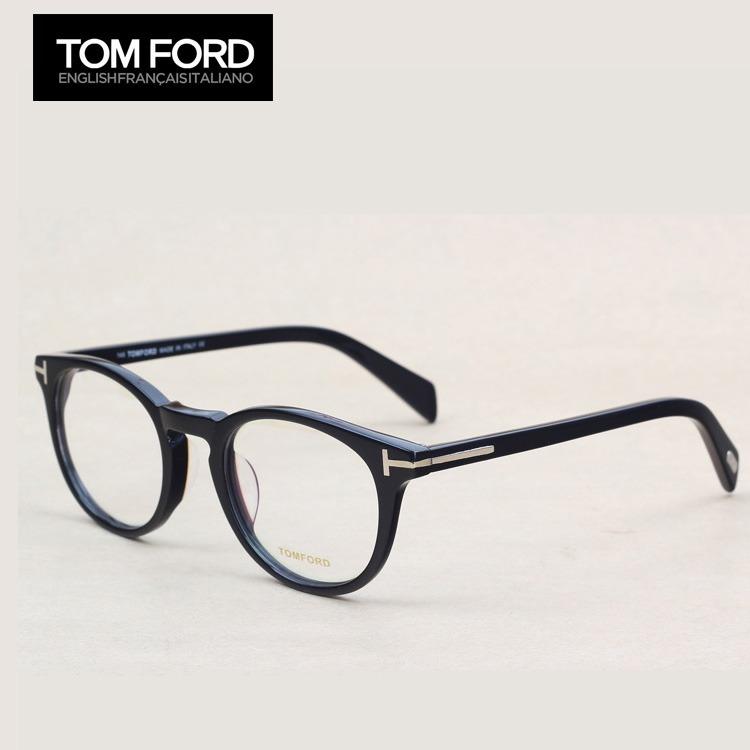 b3382517e6 Lentes Tom Ford Oftalmicos Tf6123 Negros - $ 1,500.00 en Mercado Libre