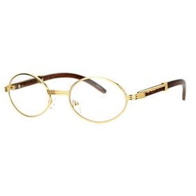 recoger cc975 de24a Lentes Transparentes Anteojos Unisex Moda Vintage Gafas Con