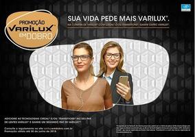 c5100e840 Lentes Transition Varilux De Grau Outras Marcas - Óculos no Mercado Livre  Brasil