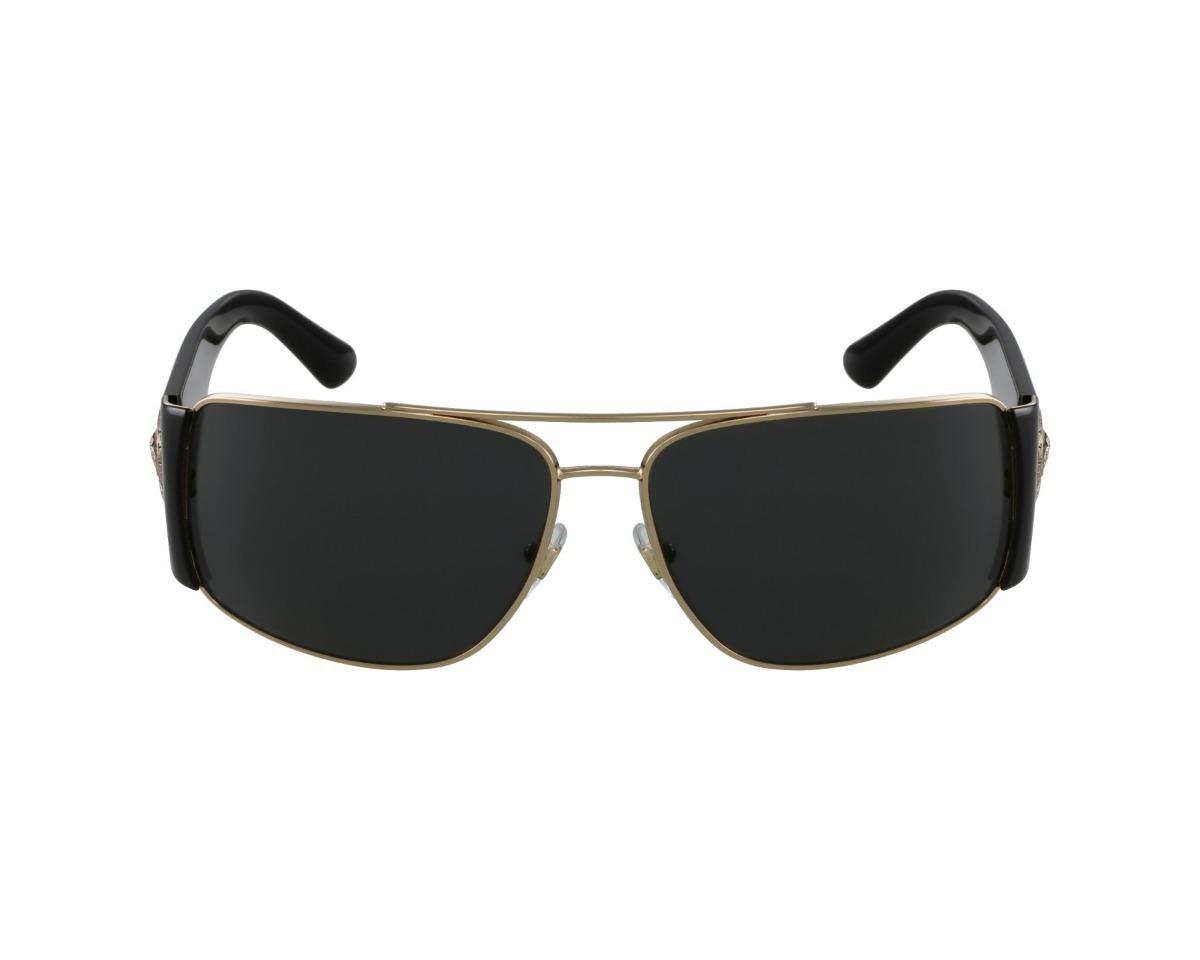 4148dc1f3c lentes versace ve2163 1002/87 negro/dorado dama original. Cargando zoom.