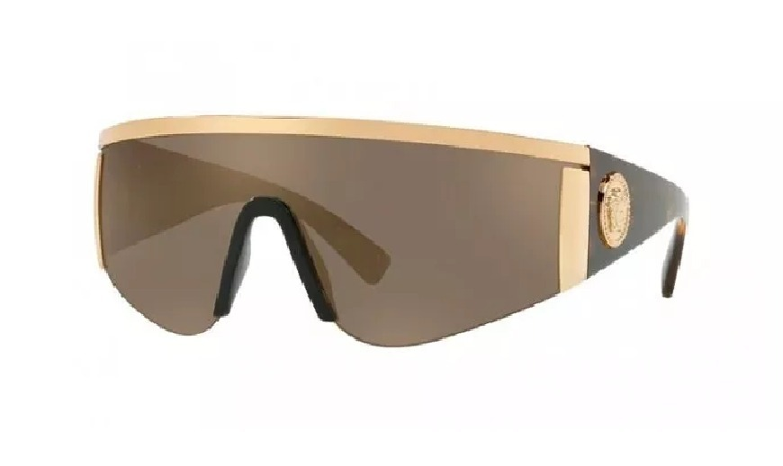 6a0b14f2f7 Lentes Versace Ve2197 10005a Geometric Unisex Original - $ 4,259.00 ...