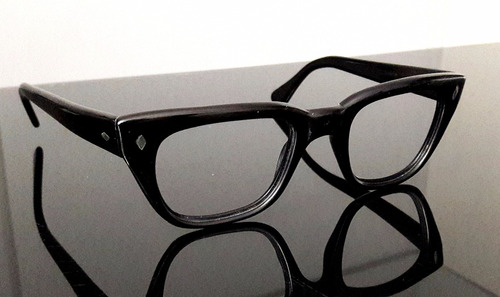 lentes vintage lozza 1960 italia, gafas geek, johnny depp