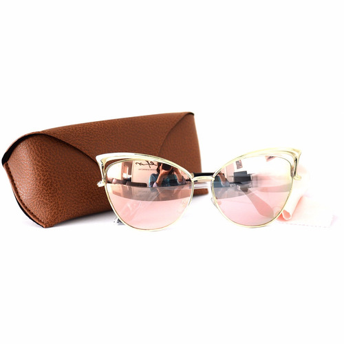 lentes vintage ojo de gato degradados