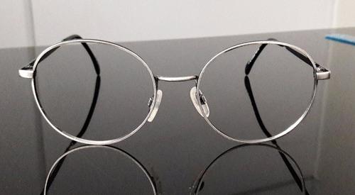 lentes vintage titmus 1980 usa modelo. round lennon gafas