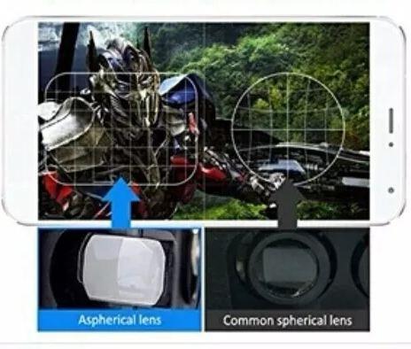 lentes virtuales 3d vista 360  nuevos las condes