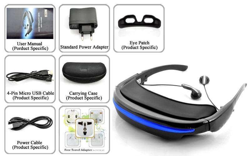 lentes virtuales para videos y realidad virtual xa63. Cargando zoom.