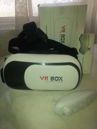lentes virtuales vr-box + control bluetooth