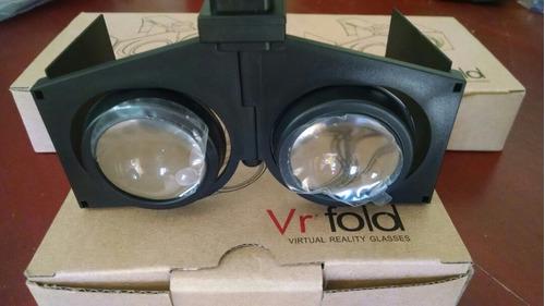 lentes virtuales vr cardboard