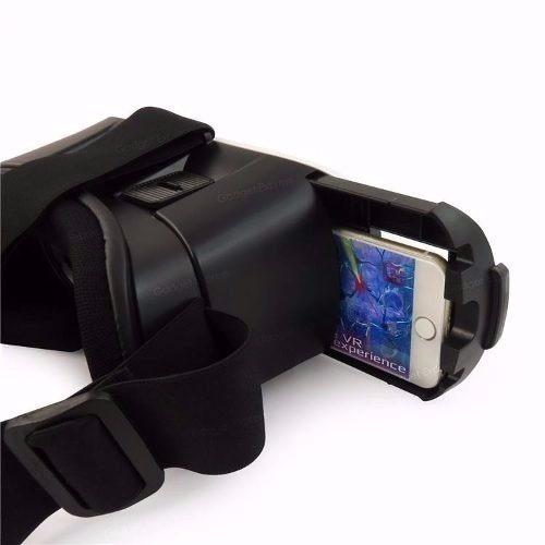 lentes vr 3d realidad virtual + control remoto bluetooth