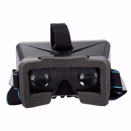 lentes vr 3d riem realidad virtual juegos celulares