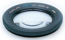 lentillas de aproximacion marumi macro +10 de 58mm