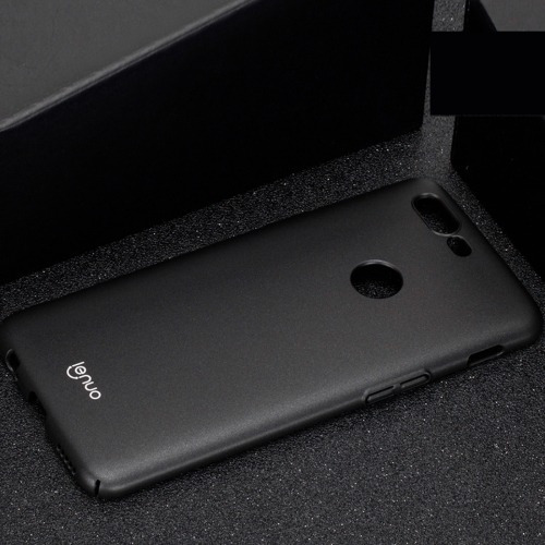 lenuo para serie leshield oneplus 5t pc dropproof volver