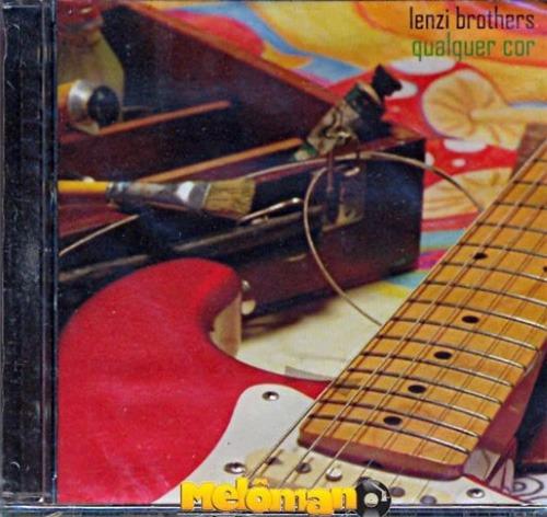 lenzi brothers 2005 qualquer cor cd lacrado