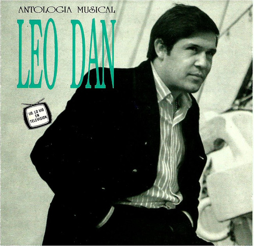 leo dan     antología musical   cd hecho en usa