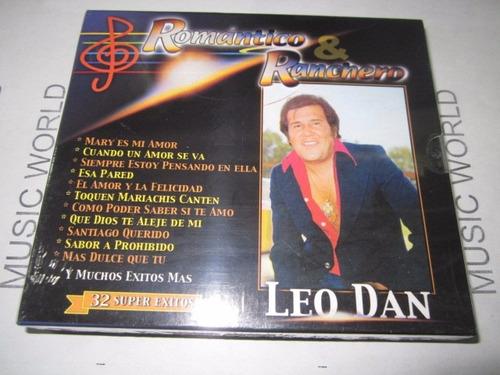 leo dan romantico ranchero cd doble disponible!