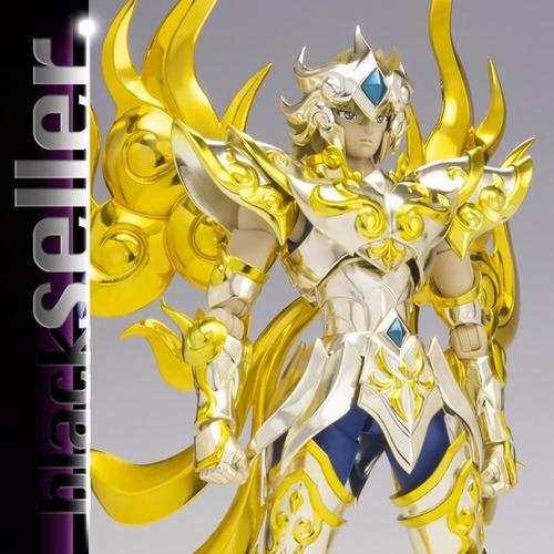 leo sog soul of gold myth ex saint seiya caballeros zodiaco
