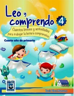 Leo Y Comprendo 4 - $ 25.00 en Mercado Libre