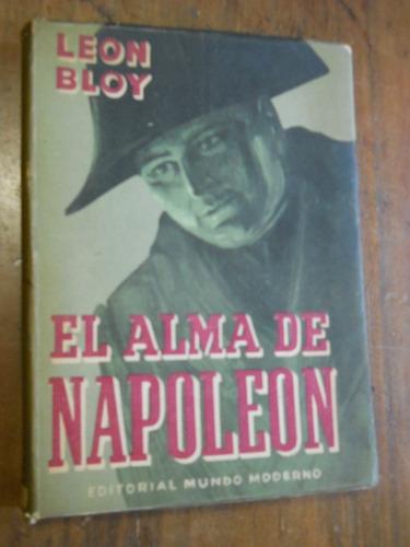 leon bloy. el alma de napoleon.