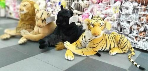 león de peluche grande leona leopardo pantera peluche tigre