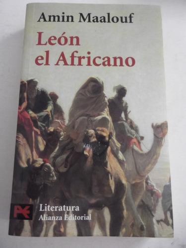 leon el africano amin maalouf alianza