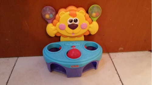 leon fisher price maracas