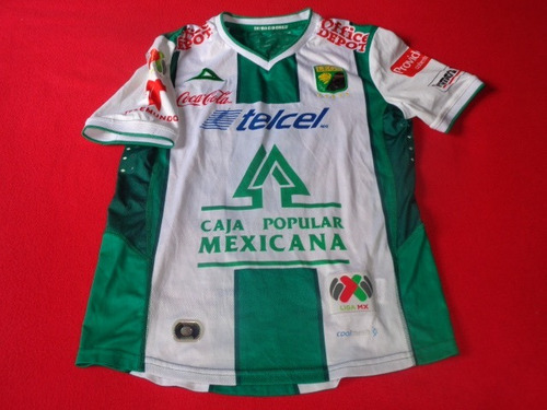 leon jersey futbol soccer liga mx visitante 33