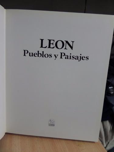 leon: pueblos y paisajes