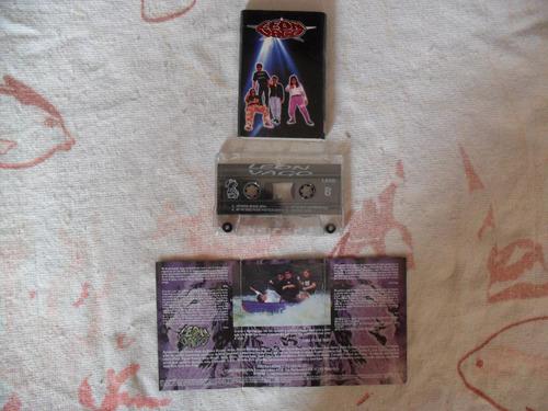 leon vago y loba 4° aniversario  cassette rock urbano