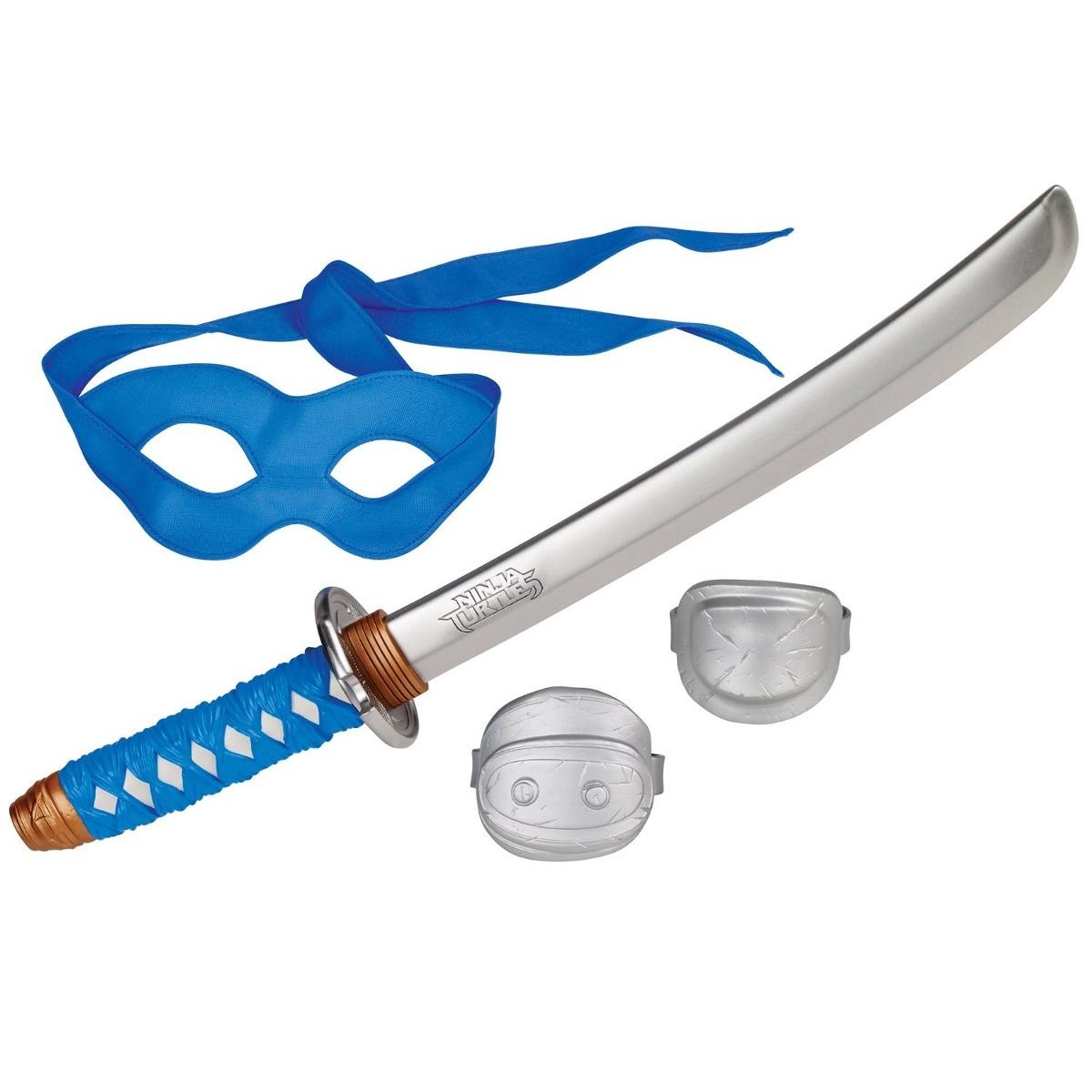 teenage mutant ninja turtles leonardo swords