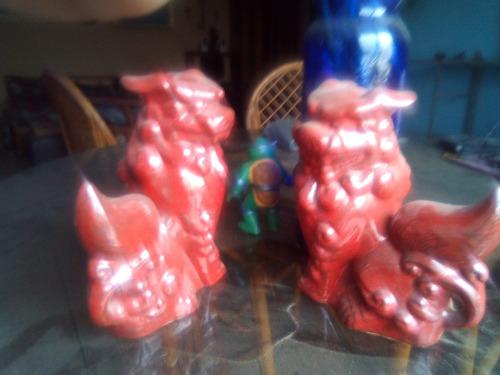 leones comboyanos rojos