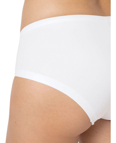 leonisa blanco panty de control fuerte con termofusionado