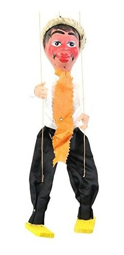 leos importa marioneta de marionetas mexicanas (cantinflas)