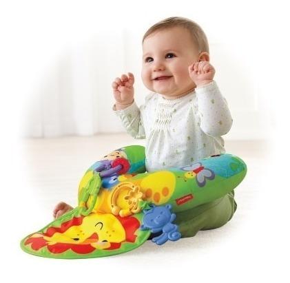 leãozinho divertido almofada 2 em 1 bebe brinquedo mordedor